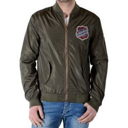 Veste Army Green - PETROL INDUSTRIES - Shopsquare