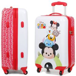 Valise coque rigide Mickey - JOUCEO - Shopsquare
