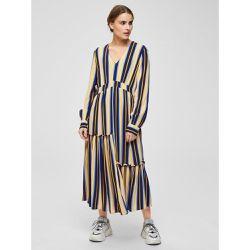 520f05f0973 Robe longue Multicolore - - Selected Femme - Shopsquare