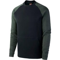 Sweat-shirt Sportswear Tech Fleece Crew - 805140-011 - Nike - Shopsquare