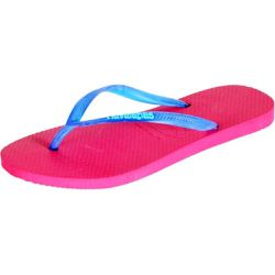 Tong H Slim Logo Pop Up pour / Orquidea - Havaianas - Shopsquare