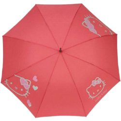 Parapluie adulte rose - Hello Kitty - Shopsquare