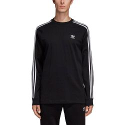 Sweat col rond DV1560 3 STRIPES LS T - adidas Performance - Shopsquare