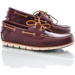 Chaussures bateau tidelands redwood - Timberland - Shopsquare