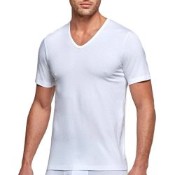 T-shirt homewear coton stretch Essentials - IMPETUS - Shopsquare