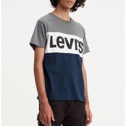 c5f0916d42ed T-shirt col rond imprimé - Levi s - Shopsquare