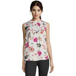 7b0ee64f67c8 Haut façon blouse à imprimé à fleurs - Betty Barclay - Shopsquare
