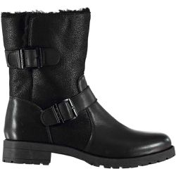 Bottines à petit talon et boucles - Firetrap - Shopsquare