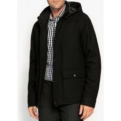 Manteau en drap de laine - LA REDOUTE COLLECTIONS - Shopsquare 7dfa88c3e68f