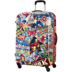 Marvel Valise 4 roues 75cm - American Tourister - Shopsquare