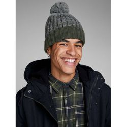 Bonnet Pompon - jack & jones - Shopsquare