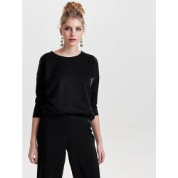 Top manches 3/4 Velours - ONLY - Shopsquare