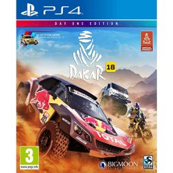 Dakar 18 - Day One Edition PS4 - Deep Silver - Shopsquare