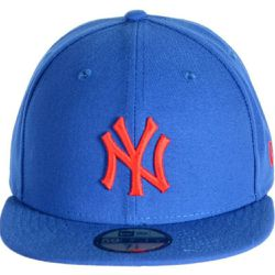 Casquette 59FIFTY NY Bleu Royal/Rouge - new era - Shopsquare