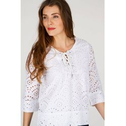 Blouse broderies anglaises - SCOTTAGE - Shopsquare
