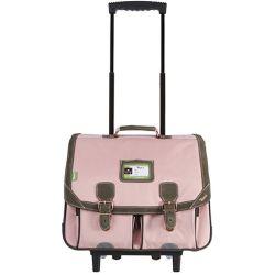 3cbc021dcc5bd Cartable Trolley Blush 41cm Fille - Tanns - Shopsquare