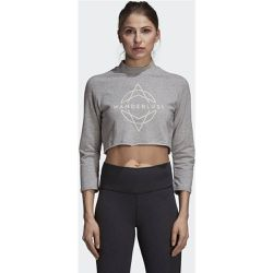 T-shirt Wanderlust Cropped - adidas Performance - Shopsquare