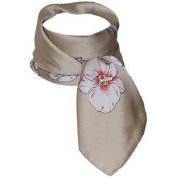 Foulard hôtesse floral - CHAPEAU-TENDANCE - Shopsquare 6deed0ad192