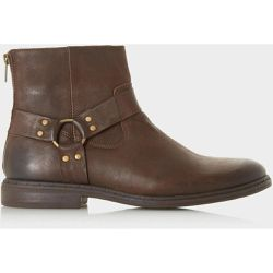Bottes casual style gaucho - CRITTER - DUNE LONDON - Shopsquare