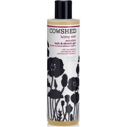 Horny Cow Seductive Bath & Shower Gel 300ml - Cowshed - Shopsquare