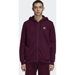 Veste à capuche Fleece Trefoil - adidas Originals - Shopsquare