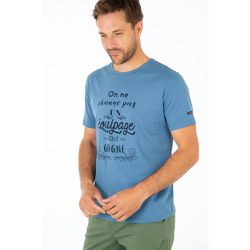 T-shirt citation - ARMOR-LUX - Shopsquare