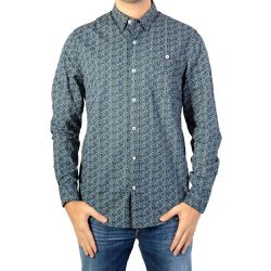 Chemise Fenz Blue Night - KAPORAL 5 - Shopsquare