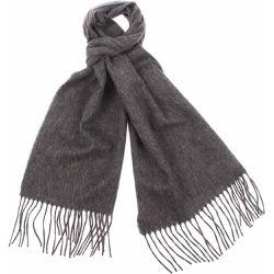 Echarpe en laine foncé - JEAN CHATEL - Shopsquare 1e6cf374415