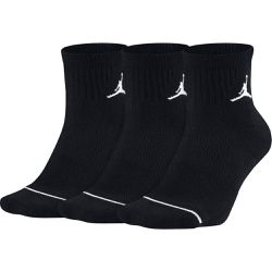 Chaussettes Jordan Jumpman High-intensity Quarter Sock 3 Paires - Nike - Shopsquare
