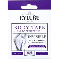Bandes Adhésives Body Tape Invisible Long Lasting - Eylure - Shopsquare
