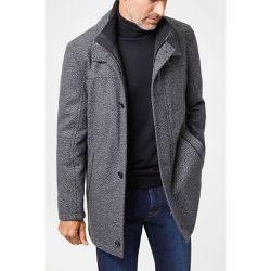 Caban en laine - Pierre Cardin - Shopsquare