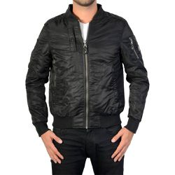 Bombers Alicante Hunting Black - REDSKINS - Shopsquare