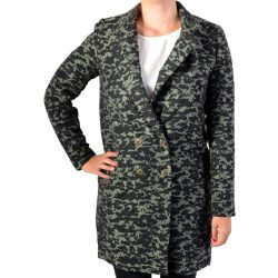 Manteau Brook Black - KAPORAL 5 - Shopsquare