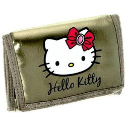 Petit portefeuille verni Hello Kitty - ALPAC - Shopsquare