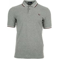 POLO A BANDES TWIN TIPPED M3600-E24 - Fred Perry - Shopsquare