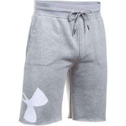 Short Rival Fleece Exploded Logo - 1303137-025 - Under Armour - Shopsquare