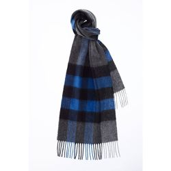 Echarpe motif tartan - CARNET DE VOL - Shopsquare 475f5723305