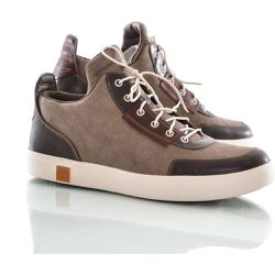 Chaussures montantes amherst canvas - Timberland - Shopsquare