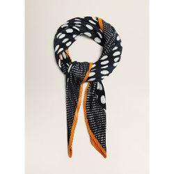 Foulard imprimé Mango pour Femme   Shopsquare b7175d1f0f8