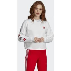 Sweat-shirt V-Day - adidas Originals - Shopsquare