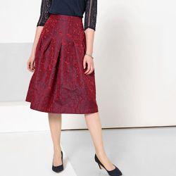 16d1eca3657879 Jupe Mi Longue pour Femme   Shopsquare