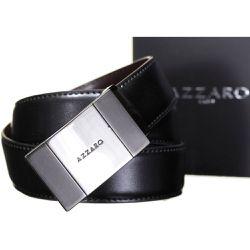 Ceinture boucle plaque - AZZARO - Shopsquare 6f41508fbc3