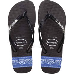 Tong Top Stripes Logo - Havaianas - Shopsquare