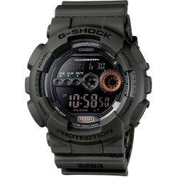 Montre Résine GD-100MS-3ER - Casio - Shopsquare