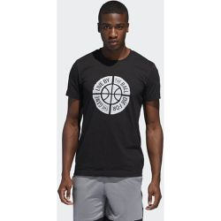 T-shirt Live by Ball Graphic - adidas Performance - Shopsquare