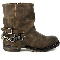 Bottine motard EMERALD - CASSIS COTE D'AZUR - Shopsquare