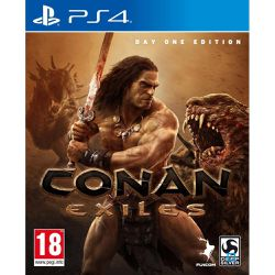 Conan Exiles - Day One Edition PS4 - Deep Silver - Shopsquare