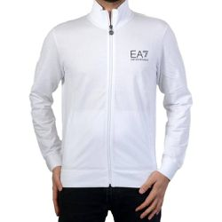 Sweat Armani EA7 Train Core Id M T-Top Coft 274159 6P280 00010 White - Emporio Armani - Shopsquare