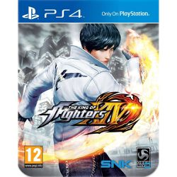King of Fighters XIV PS4 - Deep Silver - Shopsquare
