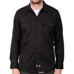 Chemise à manches longues Slim Work - Dickies - Shopsquare